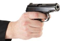Πυροβόλο όπλο Makarov Στοκ Φωτογραφία
