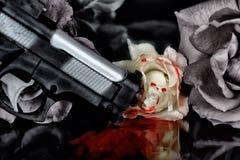 Πυροβόλο όπλο N& x27  Τριαντάφυλλα ΙΙΙ στοκ φωτογραφίες