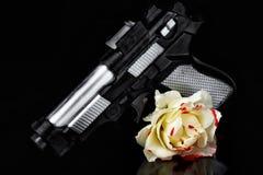 Πυροβόλο όπλο N& x27  Τριαντάφυλλα IV στοκ φωτογραφία