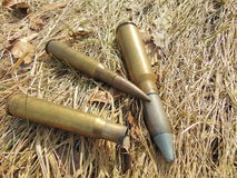 Πυρομαχικά από τον παγκόσμιο πόλεμο 2 Στοκ εικόνα με δικαίωμα ελεύθερης χρήσης