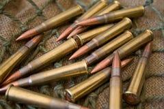 πυρομαχικά 47 ak Στοκ εικόνα με δικαίωμα ελεύθερης χρήσης