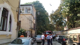 Πυροσβέστες στο Βουκουρέστι φιλμ μικρού μήκους