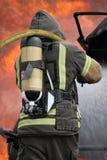 Πυροσβέστης Στοκ Φωτογραφία