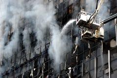 Πυροσβέστης Στοκ εικόνα με δικαίωμα ελεύθερης χρήσης