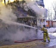 Πυροσβέστης Στοκ εικόνες με δικαίωμα ελεύθερης χρήσης