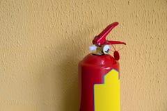 Πυροσβεστήρας σκονών Στοκ φωτογραφίες με δικαίωμα ελεύθερης χρήσης