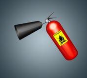 Πυροσβεστήρας Στοκ φωτογραφίες με δικαίωμα ελεύθερης χρήσης