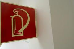 πυροσβεστήρας Στοκ φωτογραφία με δικαίωμα ελεύθερης χρήσης
