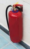 πυροσβεστήρας Στοκ Φωτογραφία