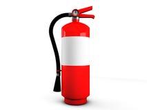 Πυροσβεστήρες Στοκ φωτογραφίες με δικαίωμα ελεύθερης χρήσης