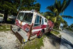Πυροσβεστική αντλία nahamas Bimini στοκ εικόνες