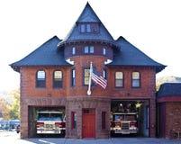 Πυροσβεστική υπηρεσία σε Montclair NJ Στοκ φωτογραφία με δικαίωμα ελεύθερης χρήσης