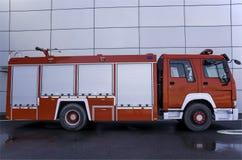 Πυροσβεστικό όχημα στη βιασύνη Στοκ εικόνες με δικαίωμα ελεύθερης χρήσης