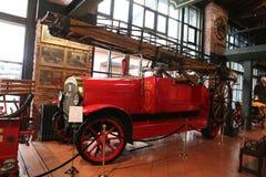 1922 πυροσβεστικό όχημα Magirus Μπάγερν Στοκ εικόνες με δικαίωμα ελεύθερης χρήσης