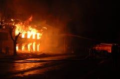 Πυροσβυστικός Στοκ Φωτογραφίες