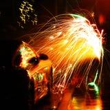 Πυροτέχνημα Στοκ Φωτογραφίες