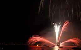 Πυροτέχνημα Στοκ Φωτογραφία