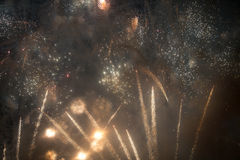 πυροτέχνημα Στοκ φωτογραφία με δικαίωμα ελεύθερης χρήσης