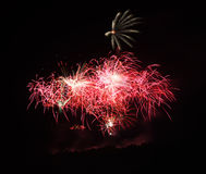 Πυροτεχνήματα ΙΙΙ στοκ εικόνες με δικαίωμα ελεύθερης χρήσης