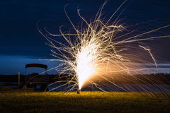 Πυροτεχνήματα Ιουλίου! Στοκ εικόνες με δικαίωμα ελεύθερης χρήσης