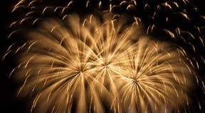 Πυροτεχνήματα του Βανκούβερ Στοκ φωτογραφίες με δικαίωμα ελεύθερης χρήσης