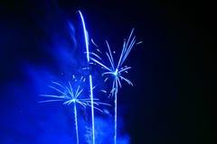 πυροτεχνήματα φεστιβάλ Στοκ Εικόνα