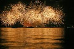 πυροτεχνήματα 1 Στοκ φωτογραφία με δικαίωμα ελεύθερης χρήσης