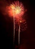 Πυροτεχνήματα Στοκ φωτογραφία με δικαίωμα ελεύθερης χρήσης