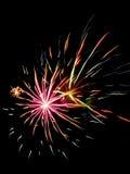 17 πυροτεχνήματα Στοκ Φωτογραφία