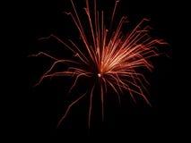 Πυροτεχνήματα Στοκ Φωτογραφίες