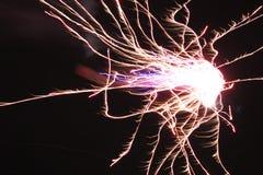 Πυροτεχνήματα Στοκ Εικόνες
