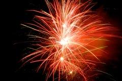 3 πυροτεχνήματα στοκ φωτογραφία με δικαίωμα ελεύθερης χρήσης