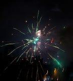 5 πυροτεχνήματα στοκ φωτογραφία με δικαίωμα ελεύθερης χρήσης