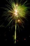 6 πυροτεχνήματα στοκ εικόνες