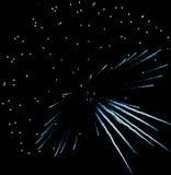 12 πυροτεχνήματα Στοκ εικόνες με δικαίωμα ελεύθερης χρήσης