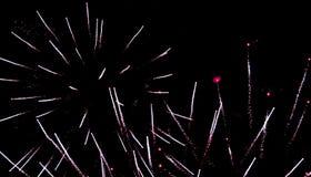 Πυροτεχνήματα 13 Στοκ Εικόνες