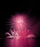 πυροτεχνήματα Στοκ εικόνα με δικαίωμα ελεύθερης χρήσης