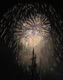 Πυροτεχνήματα Colorfull στοκ εικόνες