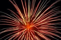 Πυροτεχνήματα newyear στοκ φωτογραφίες με δικαίωμα ελεύθερης χρήσης