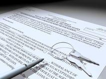 πωλήσεις ιδιοκτησίας μ&omicr στοκ φωτογραφία με δικαίωμα ελεύθερης χρήσης