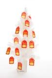 πωλήσεις Χριστουγέννων Στοκ Φωτογραφία