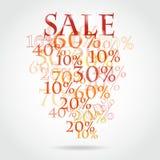 πωλήσεις Στοκ φωτογραφία με δικαίωμα ελεύθερης χρήσης