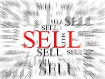 Πωλήστε την ανασκόπηση απεικόνιση αποθεμάτων