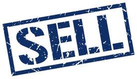 Πωλήστε το γραμματόσημο απεικόνιση αποθεμάτων