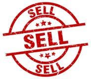 Πωλήστε το γραμματόσημο ελεύθερη απεικόνιση δικαιώματος