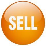 Πωλήστε το κουμπί ελεύθερη απεικόνιση δικαιώματος