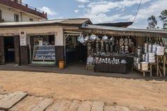 Πωλήσεις αργιλίου Στοκ Φωτογραφίες