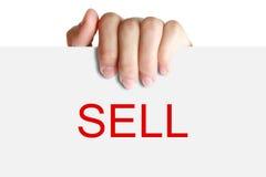 Πωλήστε Στοκ Εικόνες