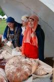 Πωλητές ψωμιού Στοκ φωτογραφία με δικαίωμα ελεύθερης χρήσης