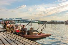 Πωλώντας βάρκα Στοκ φωτογραφίες με δικαίωμα ελεύθερης χρήσης